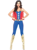 Costumes Comic Book Hero Catsuit