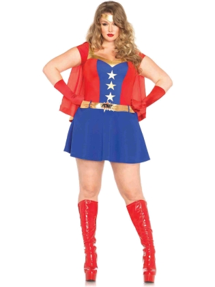 Costumes Comic Book Girl