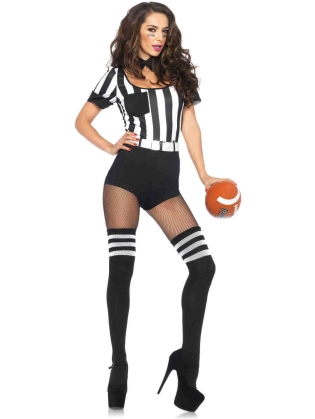 Costumes No Rules Referee