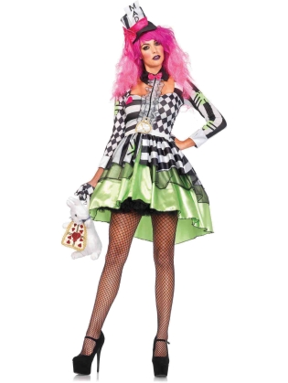 Costumes Deliriously Mad Hatter