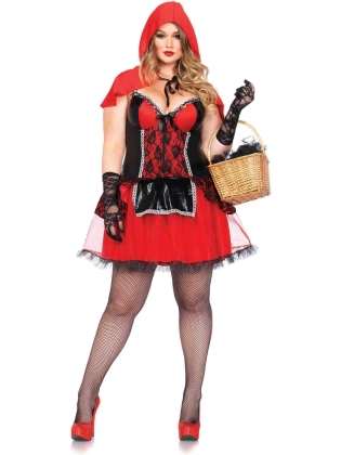 Costumes Curvy Riding Hood