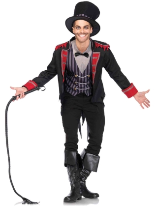 Costumes Sinister Ringmaster