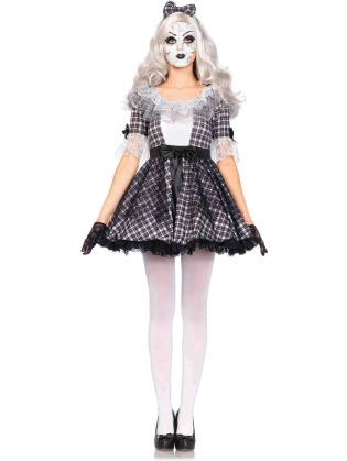 Costumes Pretty Porcelain Doll