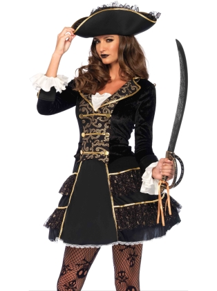 Costumes High Seas Pirate