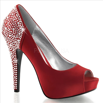 Pleaser Cute Heels For 5