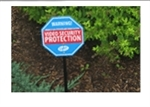 SVAT 'Warning Video Security Protection' Yard Sign