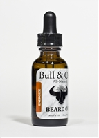 Bull & Oak all-natural Energize: Citrus scent beard oil