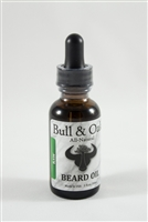 Bull & Oak all-natural unscented beard oil