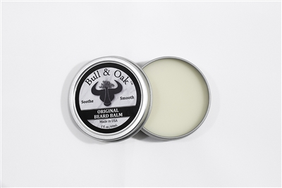 Bull & Oak All-Natural Beard Balm