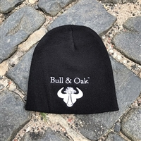 Bull & Oak Embroidered Beanie