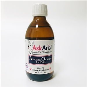 Amazing Omegas fish oil for pets
