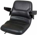 SL 2100 CONTOURED PAN SEAT/ARM REST