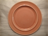 Dinner Plate-Metlox Colorstax Apricot