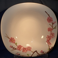Dinner Plate-#2206 Metlox California Peach Blossom