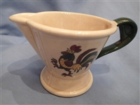 Creamer California Provincial Green Rooster