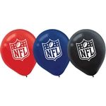 NFL Drive 12 inch Latex Balloons