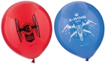 Star Wars VII The Force Awakens Balloons