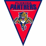 Florida Panthers NHL Pennant Banner