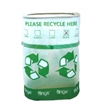 Flings Bin Recycle - Pop-Up Trash Bin