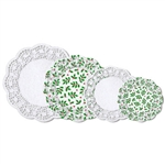 Holly Printed Doilies Multipack