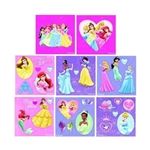 Disney Princess Stickers Party Favors