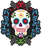 Day Of The Dead Skeleton Decoration