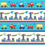 All Aboard Boy Gift Wrap