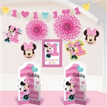 Minnie's Fun To Be One Room Decorating Kit