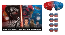 Star Wars VII The Force Awakens Party Game