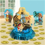 Jake and the Never Land Pirates Table Decorating Kit