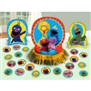 SESAME STREET 2 TABLE DECORATING KIT
