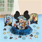 MICKEY ON THE GO TABLE DECORATING SET