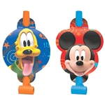 Mickey Mouse Blowouts Party Favors