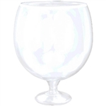 Jumbo Drinking Glass - Clear