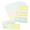 Baby Shower Prize Tickets Game