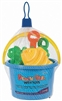 SUMMER BEACH PAIL WITH TOYS