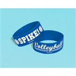 VOLLEYBALL CUFF BAND FAVORS