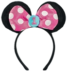 Minnie's Fun To Be One Headband
