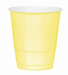Light Yellow Cups 12 oz-20 Ct