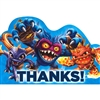 Skylanders Thank You Cards