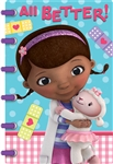 Doc Mcstuffins Thank You Cards