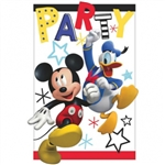 MICKEY ON THE GO INVITES