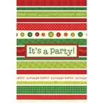 Festive Occasion Invitations Value Pack