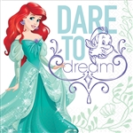 Disney Ariel Dream Big Luncheon Napkins