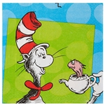 Dr. Seuss Luncheon Napkins