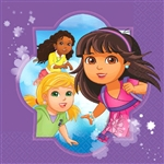 Dora & Friends Luncheon Napkins