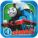 Thomas All Aboard 7 Inch Plates