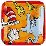 Dr. Seuss 9 Inch Dinner Plates
