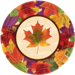 Foliage 9in Dinner Plates - Value Priced