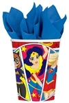 DC Super Hero Girls 9oz Cups